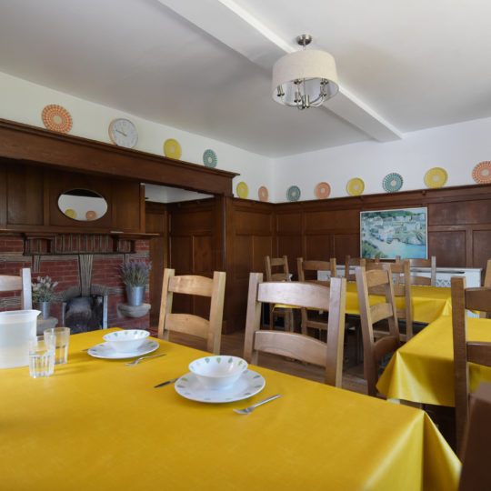 Dining room at 23 Duston Road