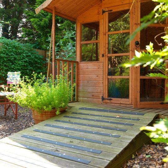 The Summerhouse at 8 Kingsthorpe Grove