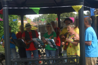 The Northampton Ukulele Group