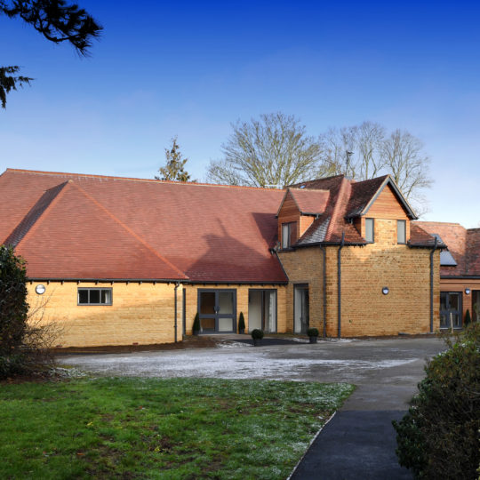 The Coach House - specialist residential care home